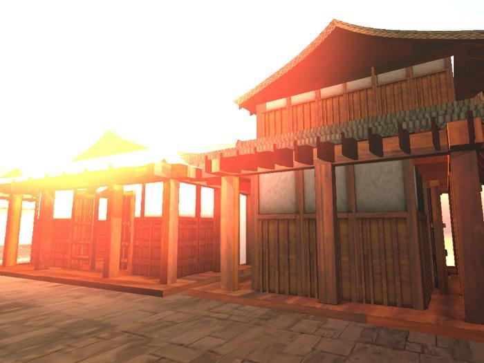 Machiya- Asian Building Free