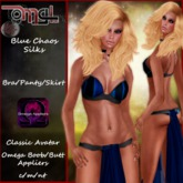 Chaos Silk - Blue