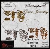 Geared Jewelry - FULL PERM