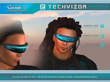 Gaagii - TECHVIZOR ((BOXED)) Touch to Open V1