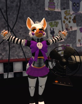 Second Life Marketplace Lolbit Mod