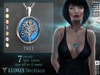 **RE** Lumis Tree Necklace *MESH* (**LUX** Collection)
