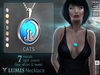 **RE** Lumis Cats Necklace *MESH* (**LUX** Collection)