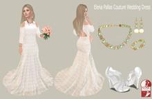 :: Trust Oh :: Elena Wedding FATPACK