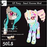 [JD] EP Pony - Smol Hooves Mod BOX
