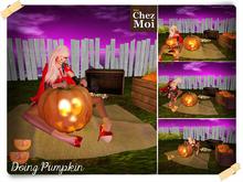 Doing Pumpkin ♥ NEW Chez Moi
