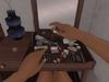Mesh vanity makeup toiletries nails1024