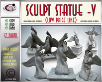 Angel Sculpt Statue 5(box) by **aVISTYLe** (Low Price Line) - for FULL PERM !! + TEXTURES