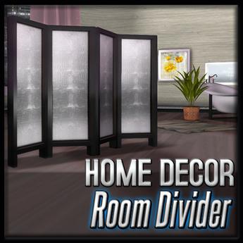 Akaesha's Silver Room Divider