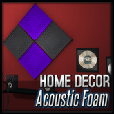 Akaesha's Acoustic Foam (Empire Suite Decor)