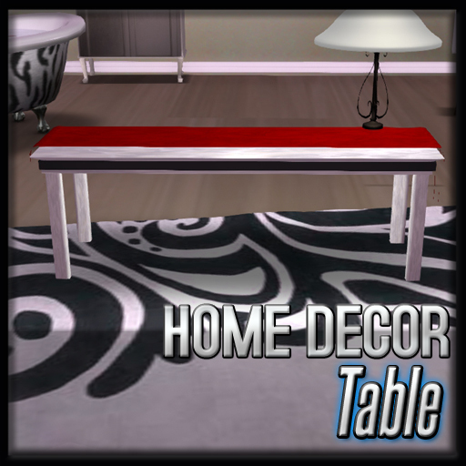 Wellington Table ( Wellington Decor)
