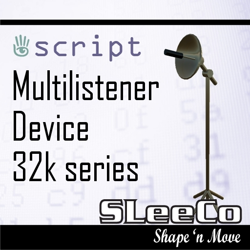 Multilistener Device 32K series
