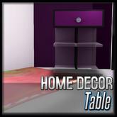 Arelia End Table (Penthouse Arelia Decor)