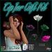 TipJar Gift Kit - Silk Roses -