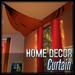 Akaesha's ceiling curtains