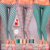 zOOm - Sophie Legging Fitted Mesh - Maitreya, Belleza, Slink and TMP Version!!