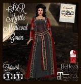 S&R Myrtle Medieval Gown