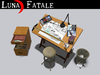 "Couples Animated Drafting Table ""Aircraft Design"" Edition"