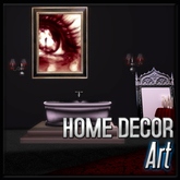 Art - Leaving (Castle Gothica Decor)