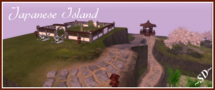 ~SD~ Japanese Island