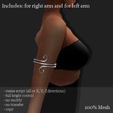 Armband NC01 Silver   -RYCA-