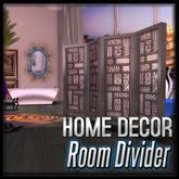 Zephyr Room Divider ( Zephyr Gold Decor)