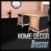 Arcadia Dresser (Crown Arcadia Decor)