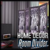 Midnight Room Divider (Midnight Fantasy Decor)
