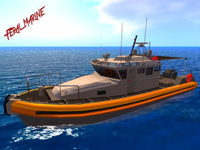 Feral Marine RB-L Dive