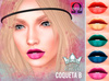 ::White Queen :: coqueta lipstick  B - omega