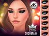 ::White Queen:: - glitter eyeshadow - akeruka