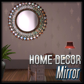 Antique Bronze Mirror (Antique Bronze Decor)