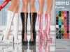 ::MA:: FIONA Knee Boots - 50 COLOR PACK