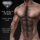 ::BB::  mens dept-Aesthetic full body hair Curly