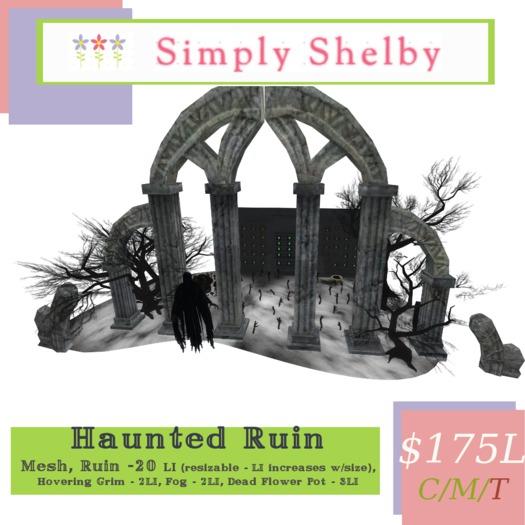 Haunted Ruin