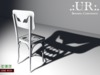 .:UR:. Halloween - Shadow Monster Chair (full perm mesh)