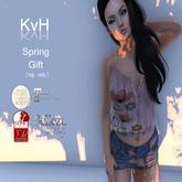 *KvH* Gift Primavera (box)
