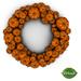 -Mint- Pumpkin Wreath
