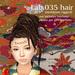 *booN Lab.035 hair black pack