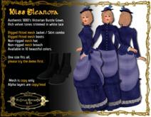 Eleanora in Grape - boxed