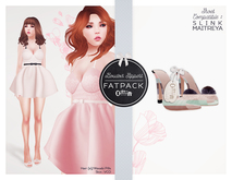 The Secret Store - Boudoir Slippers  - Fatpack