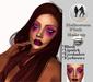 .:H.F Halloween Pink Makeup (Catwa Applier)