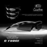[Gos] Custom Sunglasses v8.0 G-FORCE