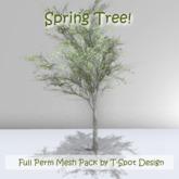 T-Spot Mesh - Small Spring Tree - Full Perm - LI=1