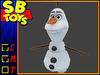 [SB TOYS] Prince Collection Doll- Olaf
