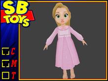 SB TOYS] Princess Collection Doll- Rapunzel