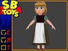 [SB TOYS] Princess Collection Doll- Cinderella