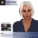A&A Kalid Hair Vampire Colors Pack. Mid-length mens mesh hairstyle