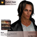 A&A Kalid Hair Ombre Colors Pack. Mid-length mens mesh hairstyle