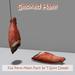 T-Spot Mesh - Smoked Ham - Full Perm - LI = 0.5